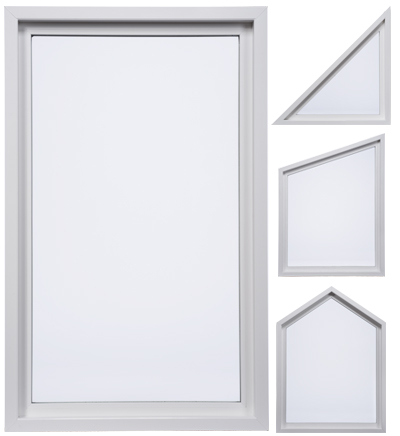Fixed & Special Windows